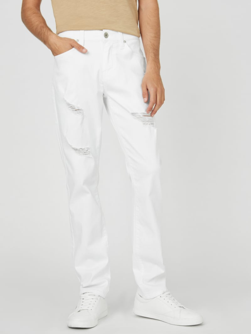 Halsted Slim Tapered Jeans