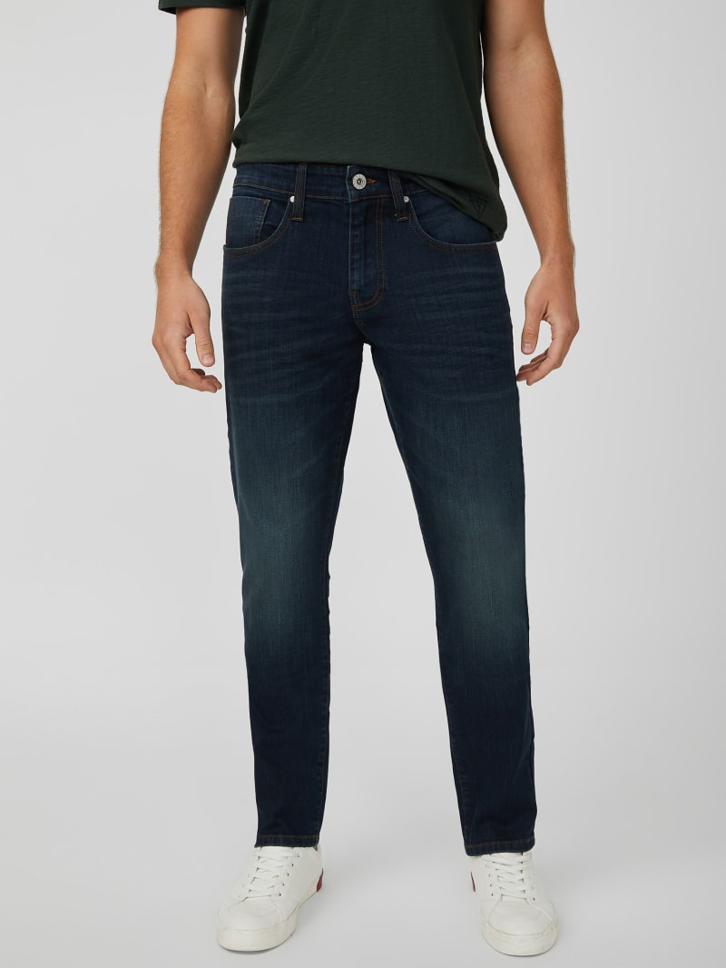 Halsted Tapered Slim Jeans