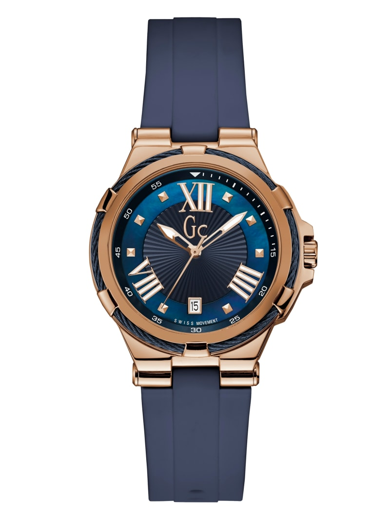 Navy Analog Sport Watch
