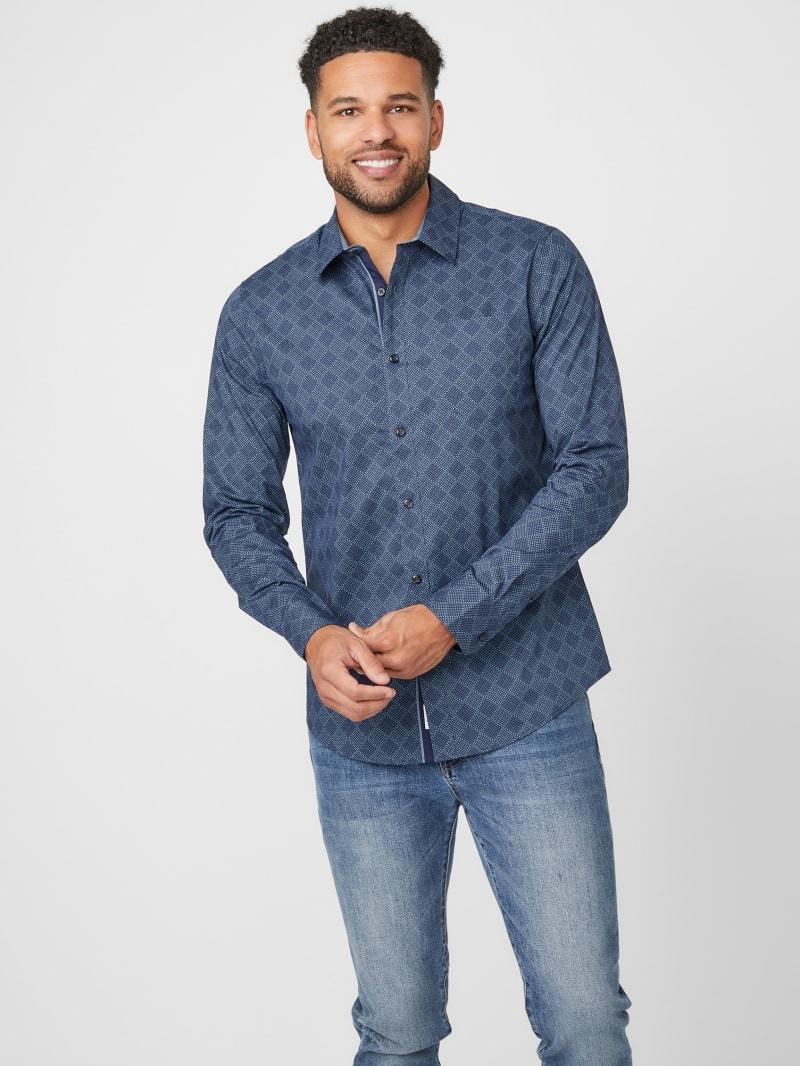 Stellan Printed Shirt