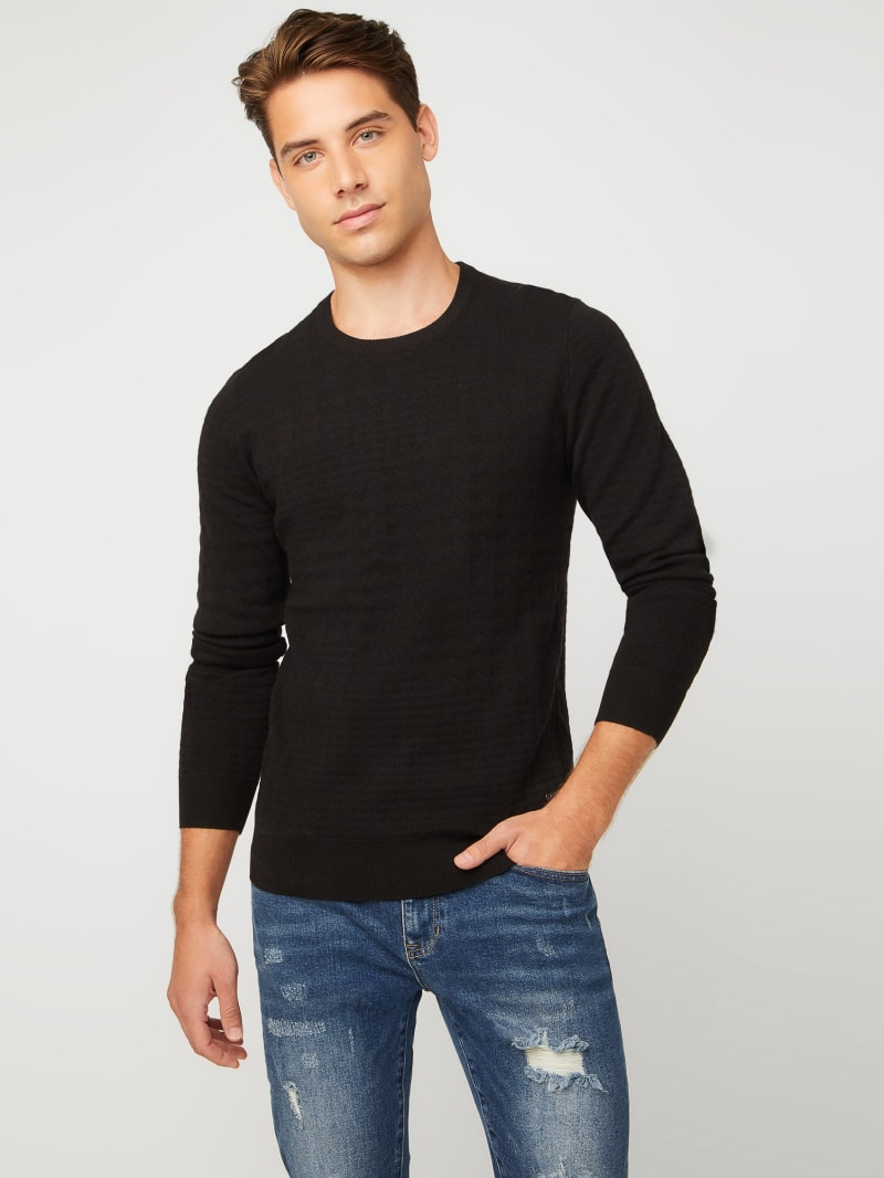 Hounds Long-Sleeved Crew