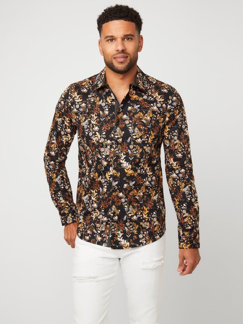 Floyd Floral Long-Sleeve Shirt