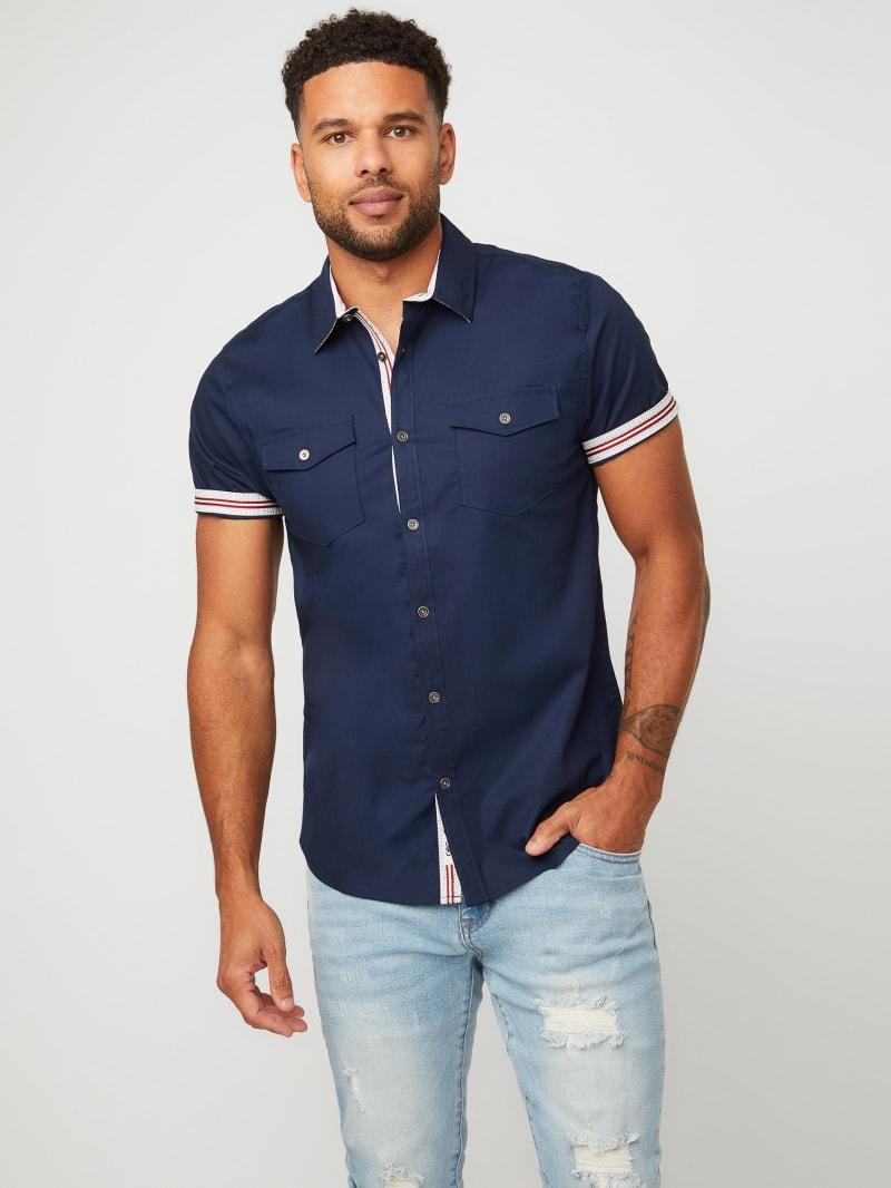 Essence Poplin Striped Shirt