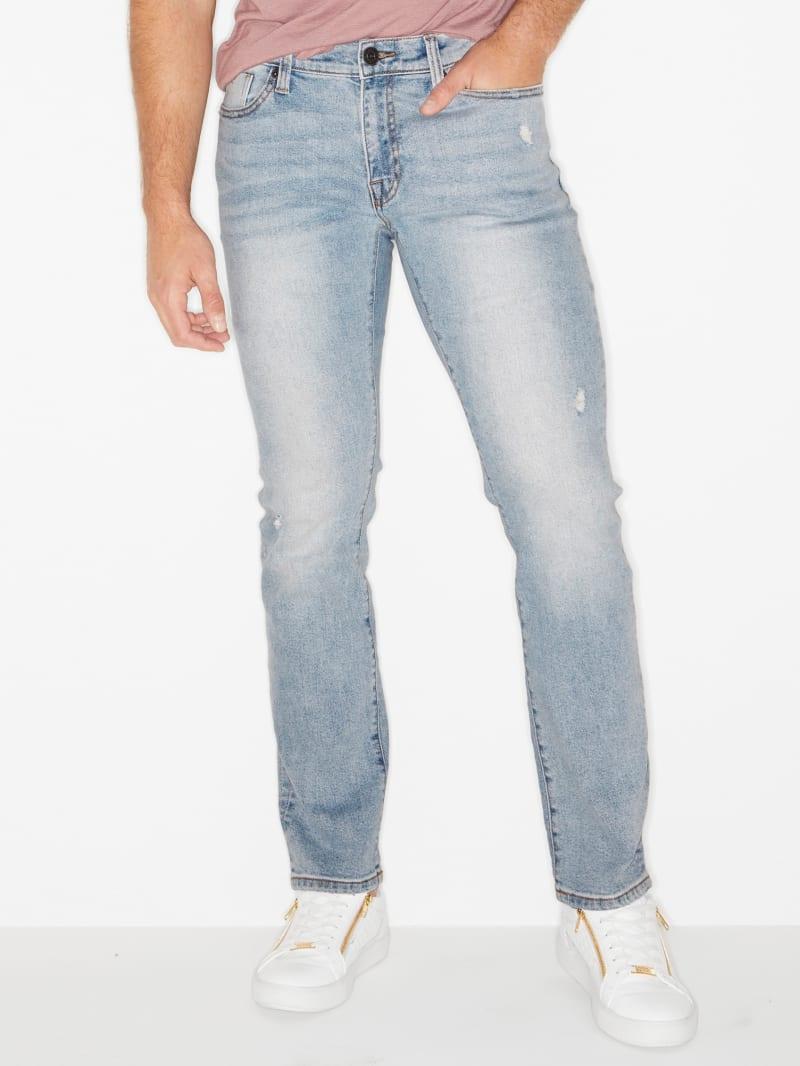 Lucas Slim Straight Jeans