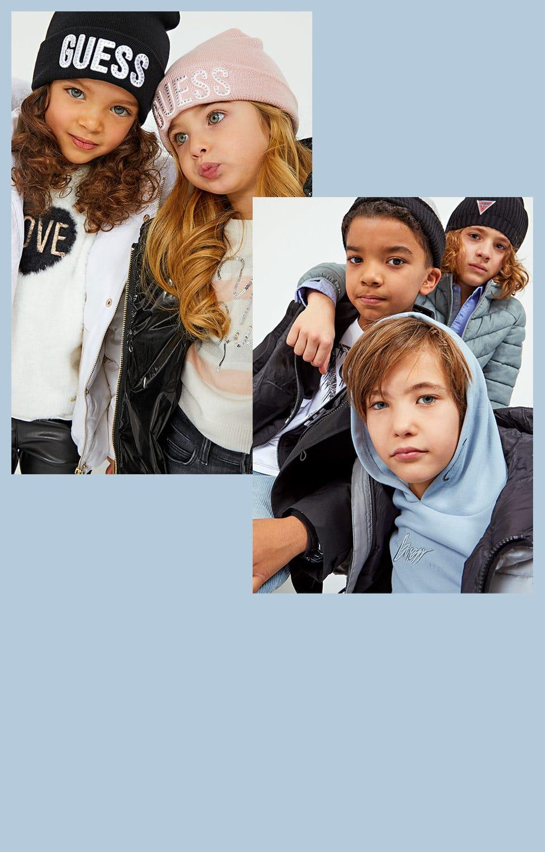 Istituire Rosso Acquario  Abbigliamento Per Bambini da 0 a 16 anni - GUESS® Kids