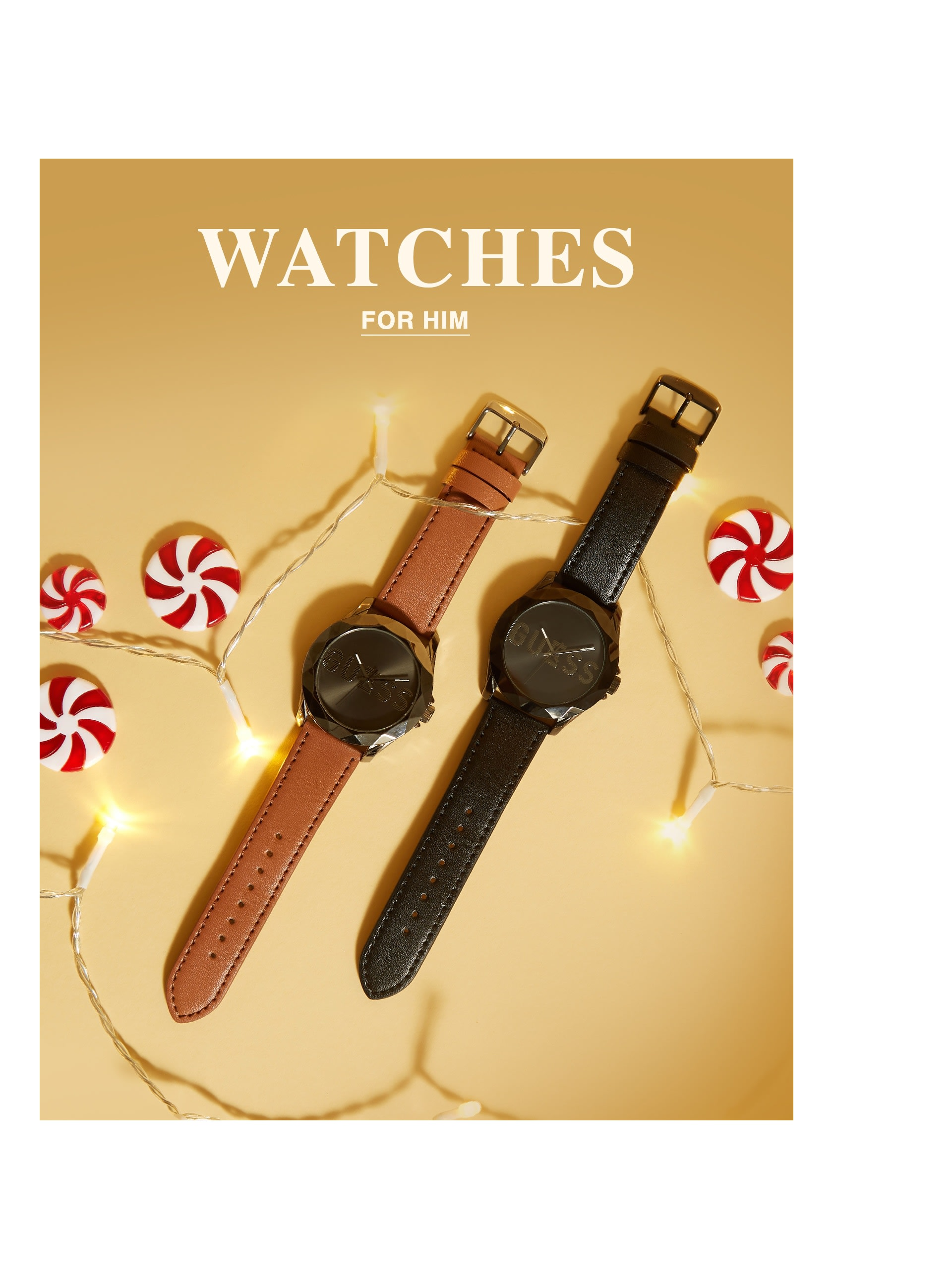His Watches
