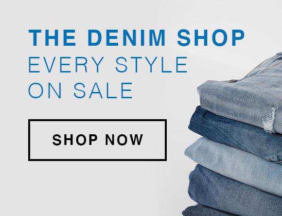 all denim jeans on sale for women and men