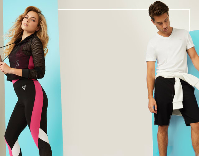 shop activewear for women and men