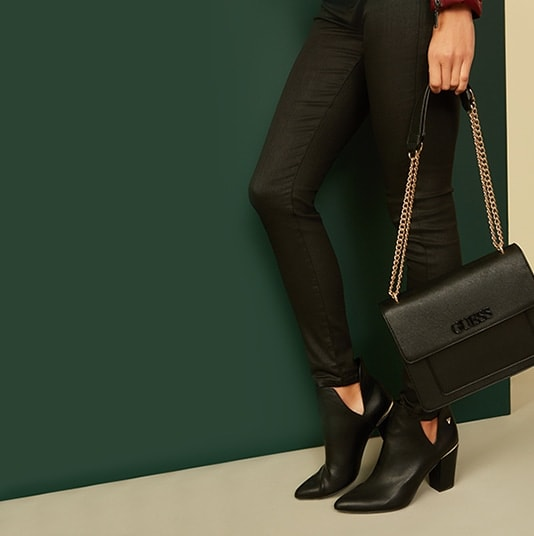 shop handbags and shoes for women