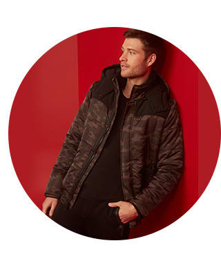 shop jackets coats and outerwear on sale for men
