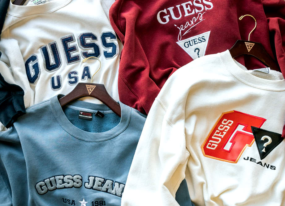 GUESS USA Vintage Graphic Tees