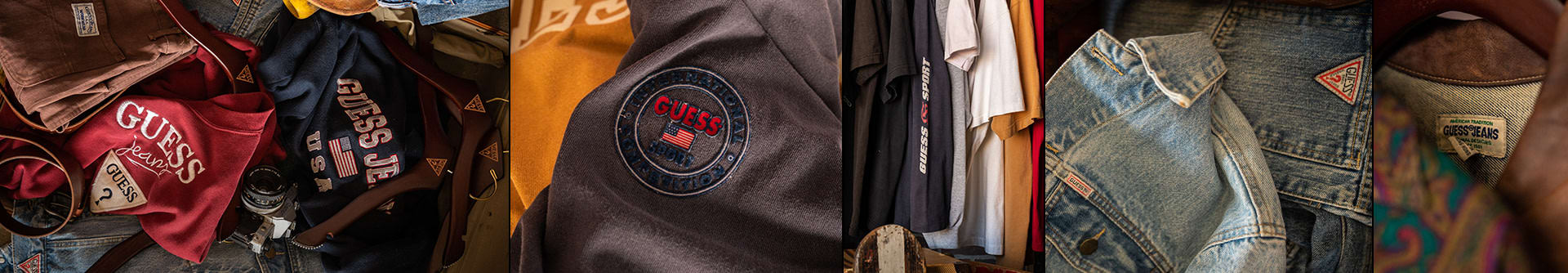 GUESS Certified Vintage