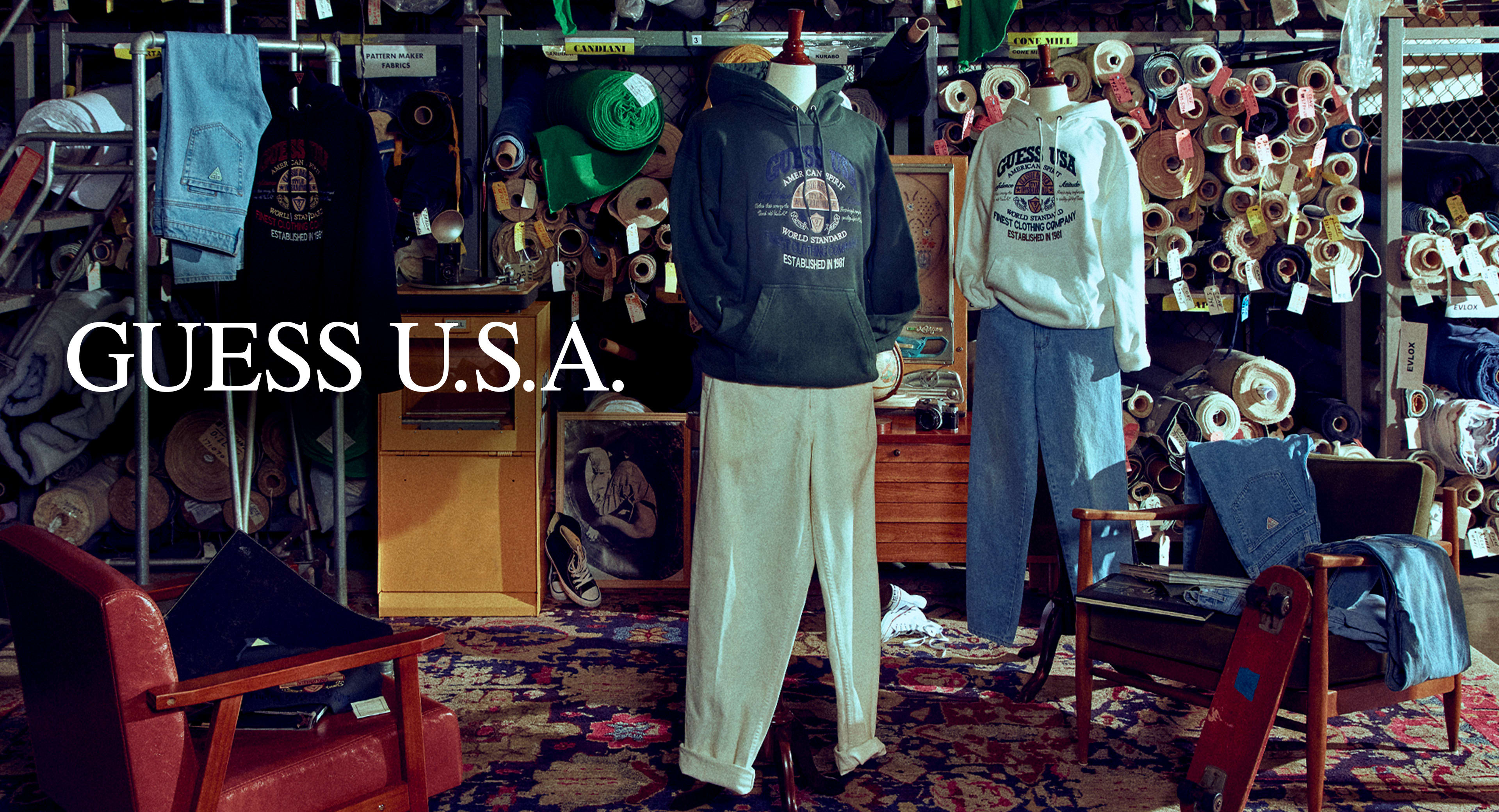 GUESS USA Archive Drop 010