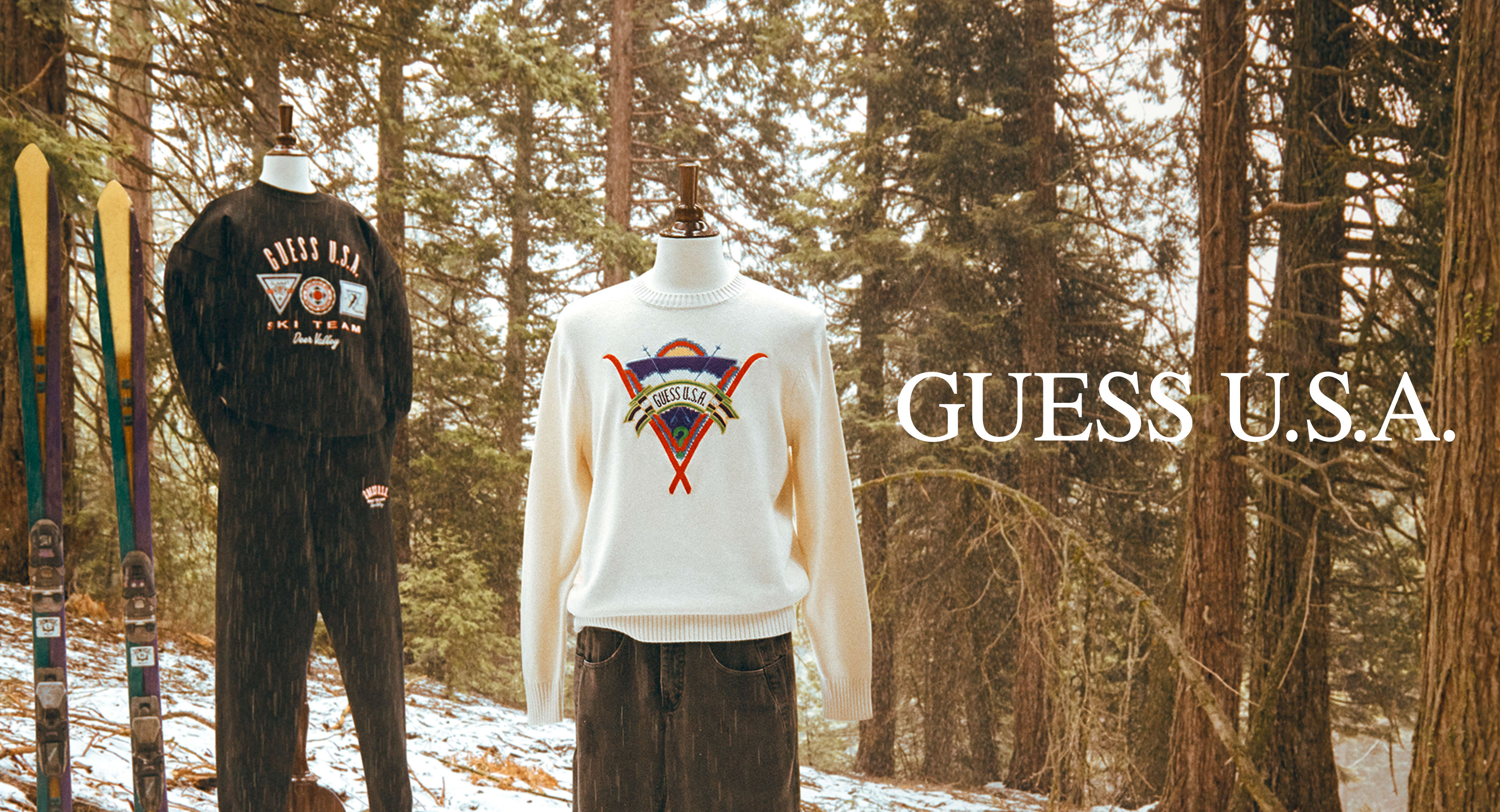 GUESS USA Archive Drop 006
