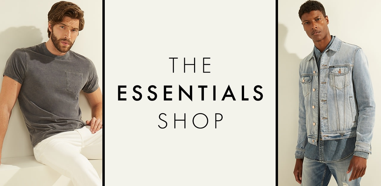 The essentials shop