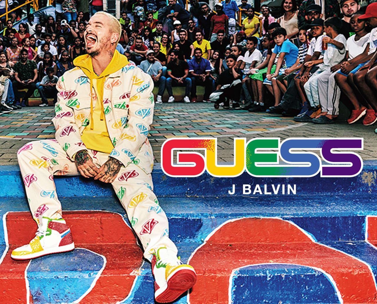 GUESS x J Balvin