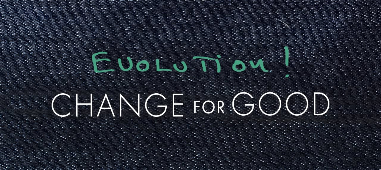 Change for good