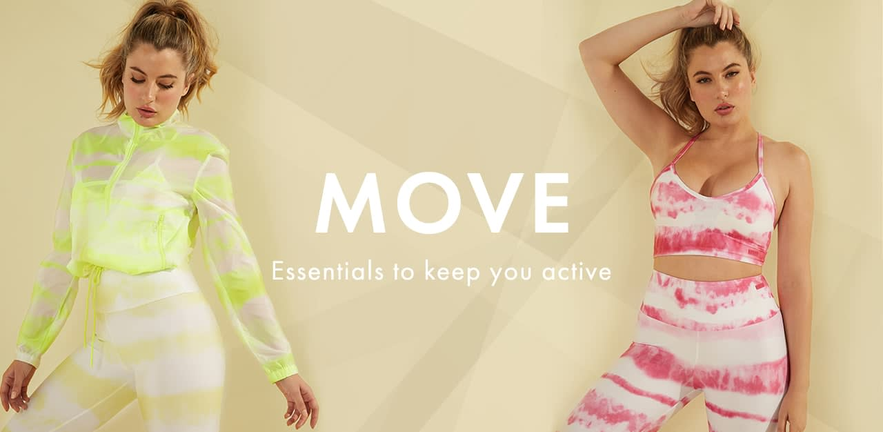 Essentials to keep you active
