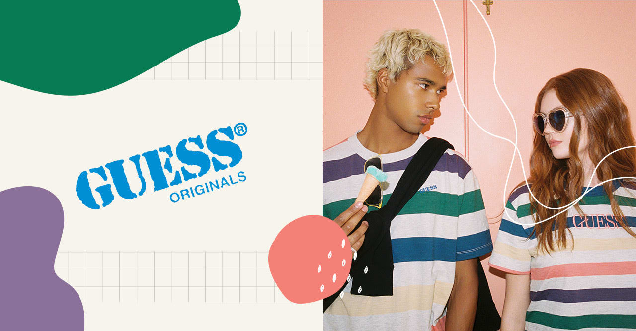 GUESS Originals lookbook1