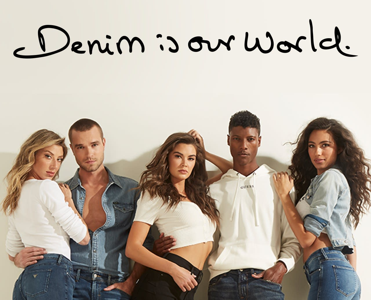 Denim Is Our World