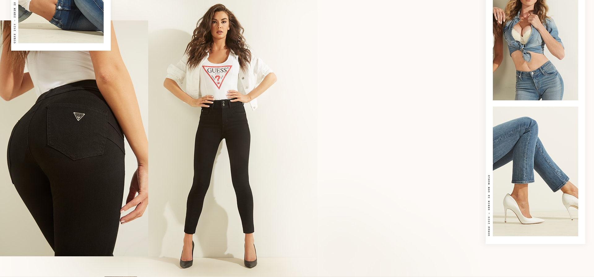 Shape up jeans for women