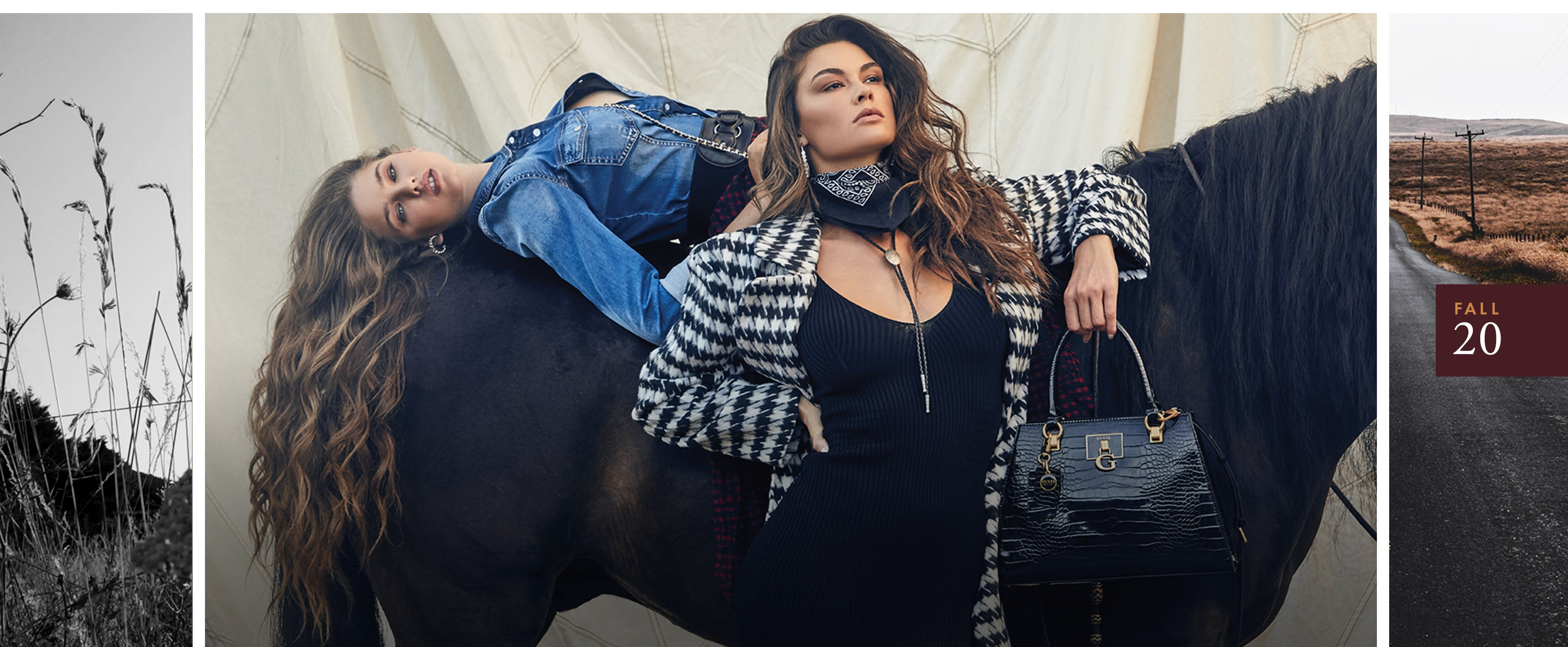 GUESS Fall Campaign