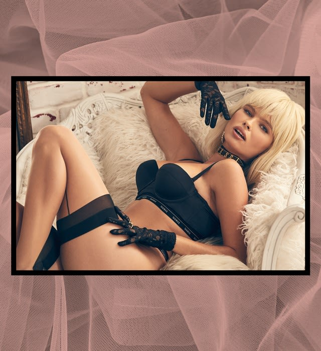 GUESS Lingerie lookbook 6