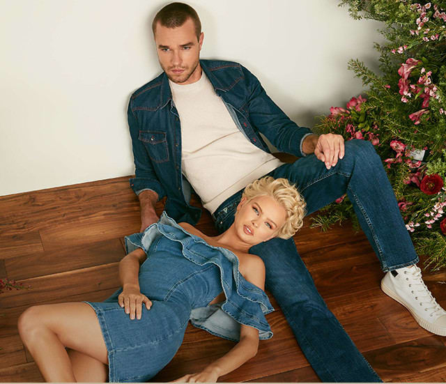 Denim styles for women and men