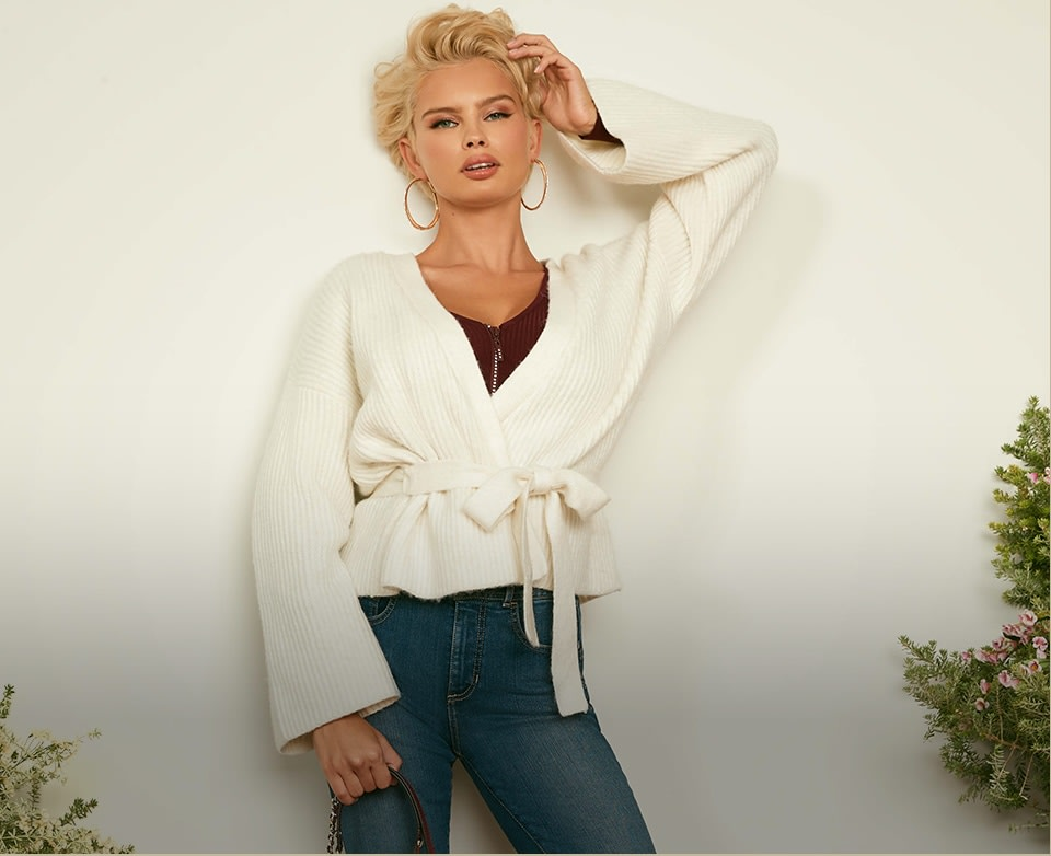 Sweaters for women and men
