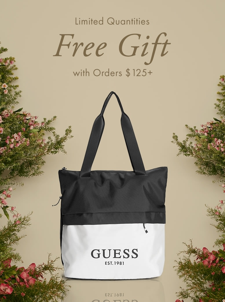 Free Gift with Orders $125+