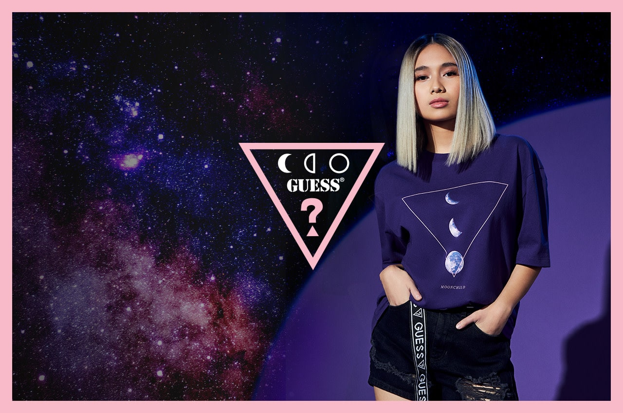 GUESS MoonChild lookbook 1