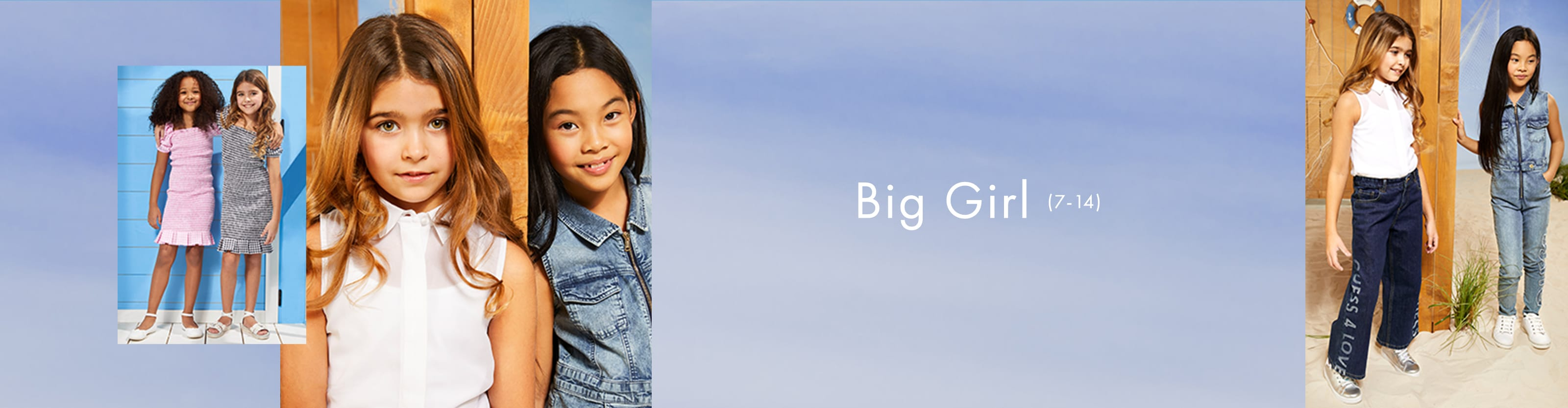 GUESS Kids Big Girl