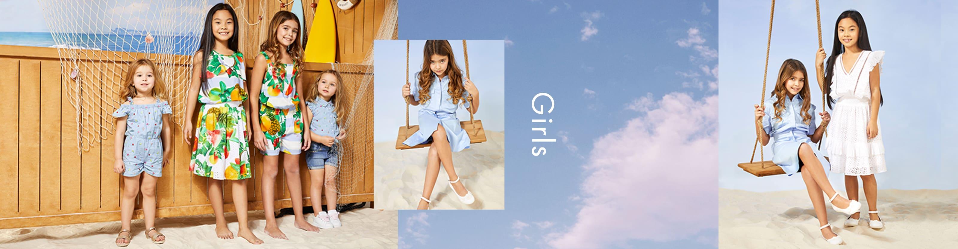 GUESS Kids Girls
