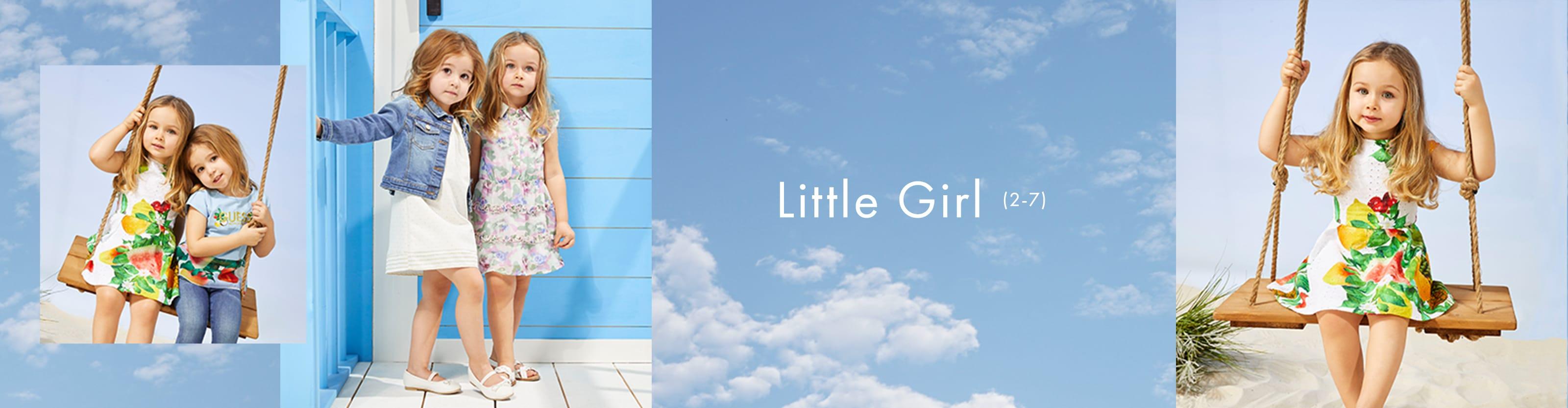 GUESS Kids Little Girl