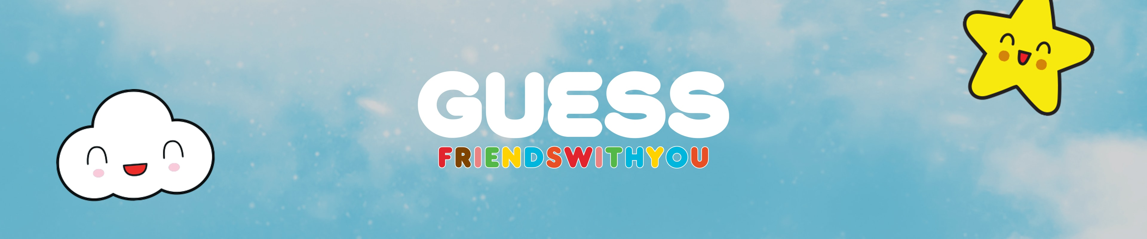 GUESS x FriendsWithYou