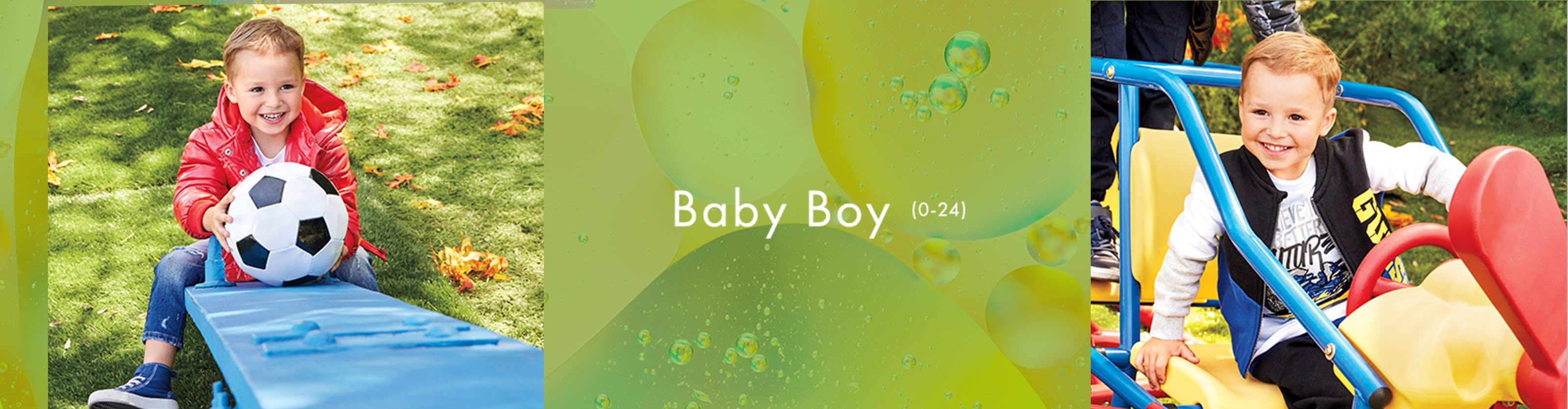 GUESS Kids Baby Boy