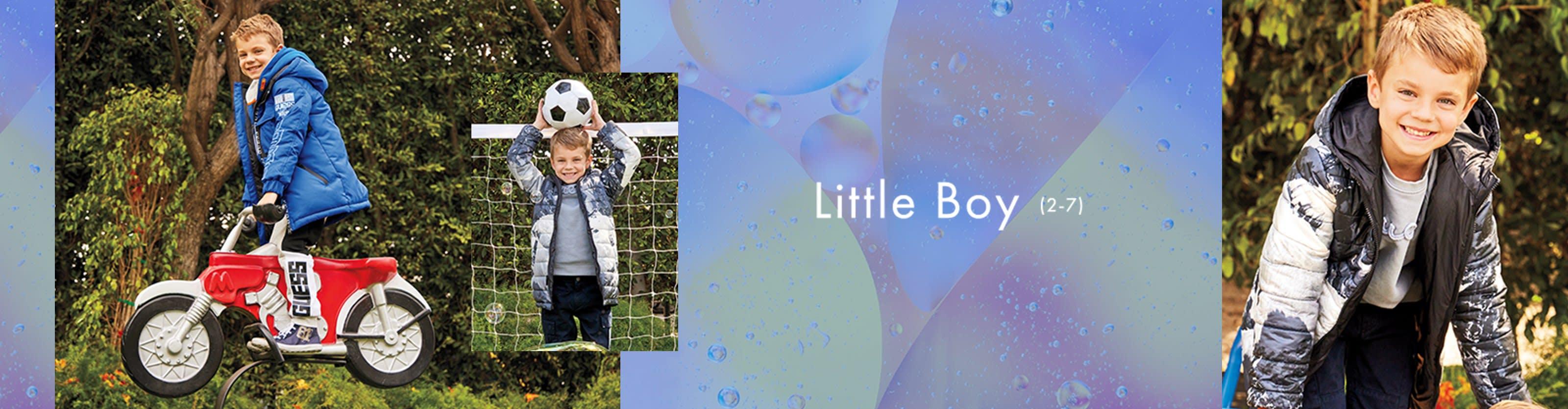 GUESS Kids Little Boy