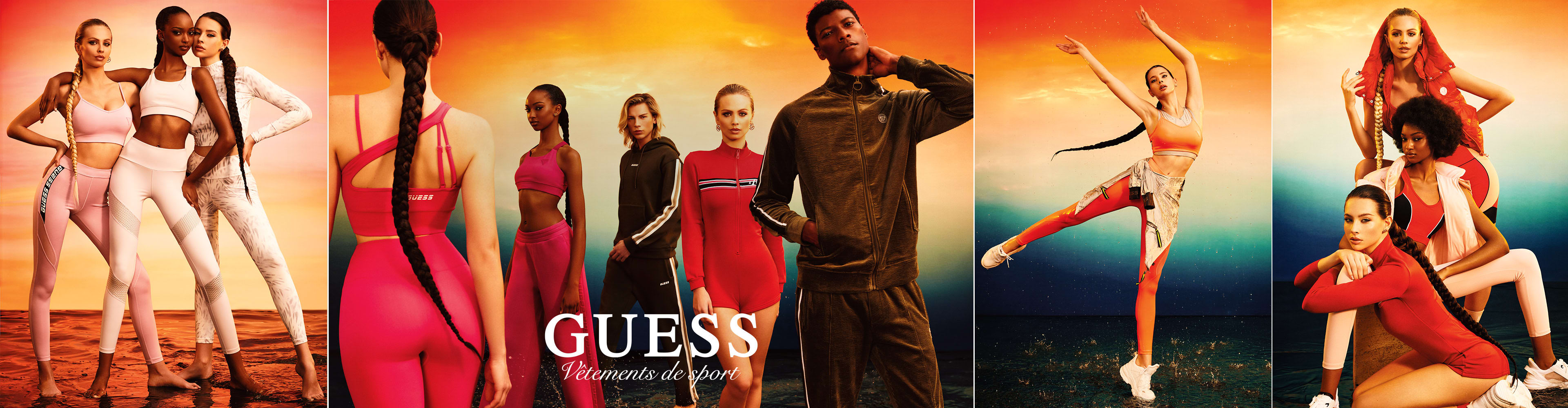 GUESS Activewear YC