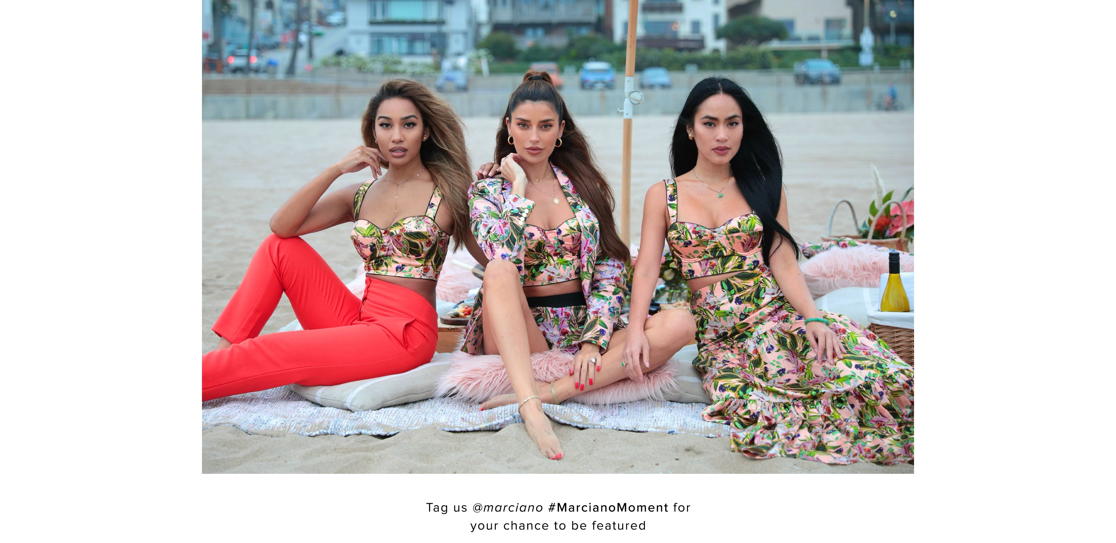 Tag us @marciano #MarcianoMoment for your chance to be featured