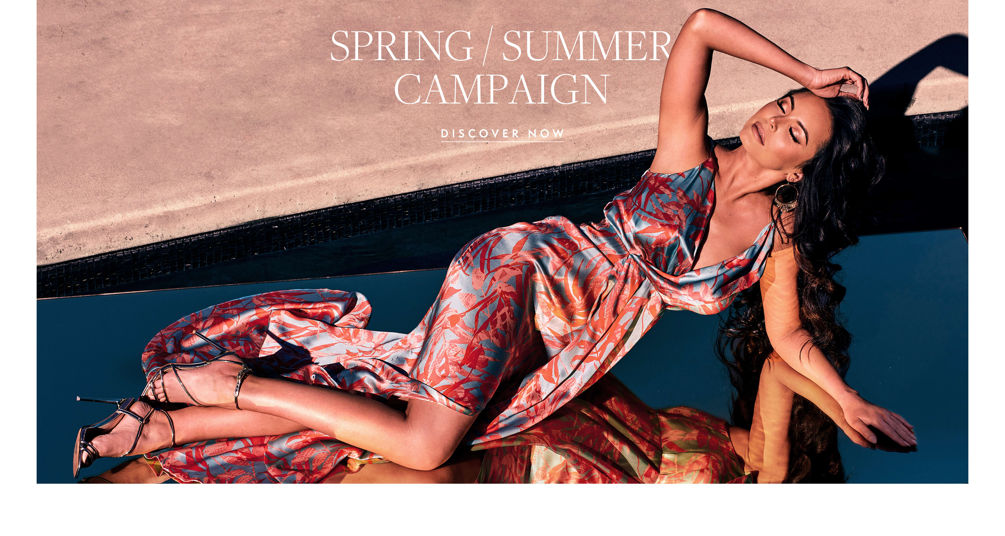 Spring/summer campaign