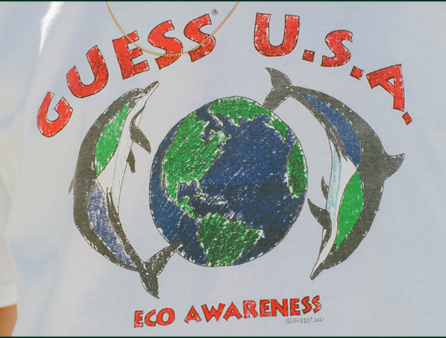 GUESS? USA Earth Day / ARCHIVE DROP 008 - Slide 03