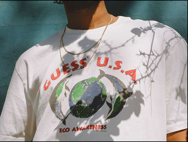 GUESS? USA Earth Day / ARCHIVE DROP 008 - Slide 06