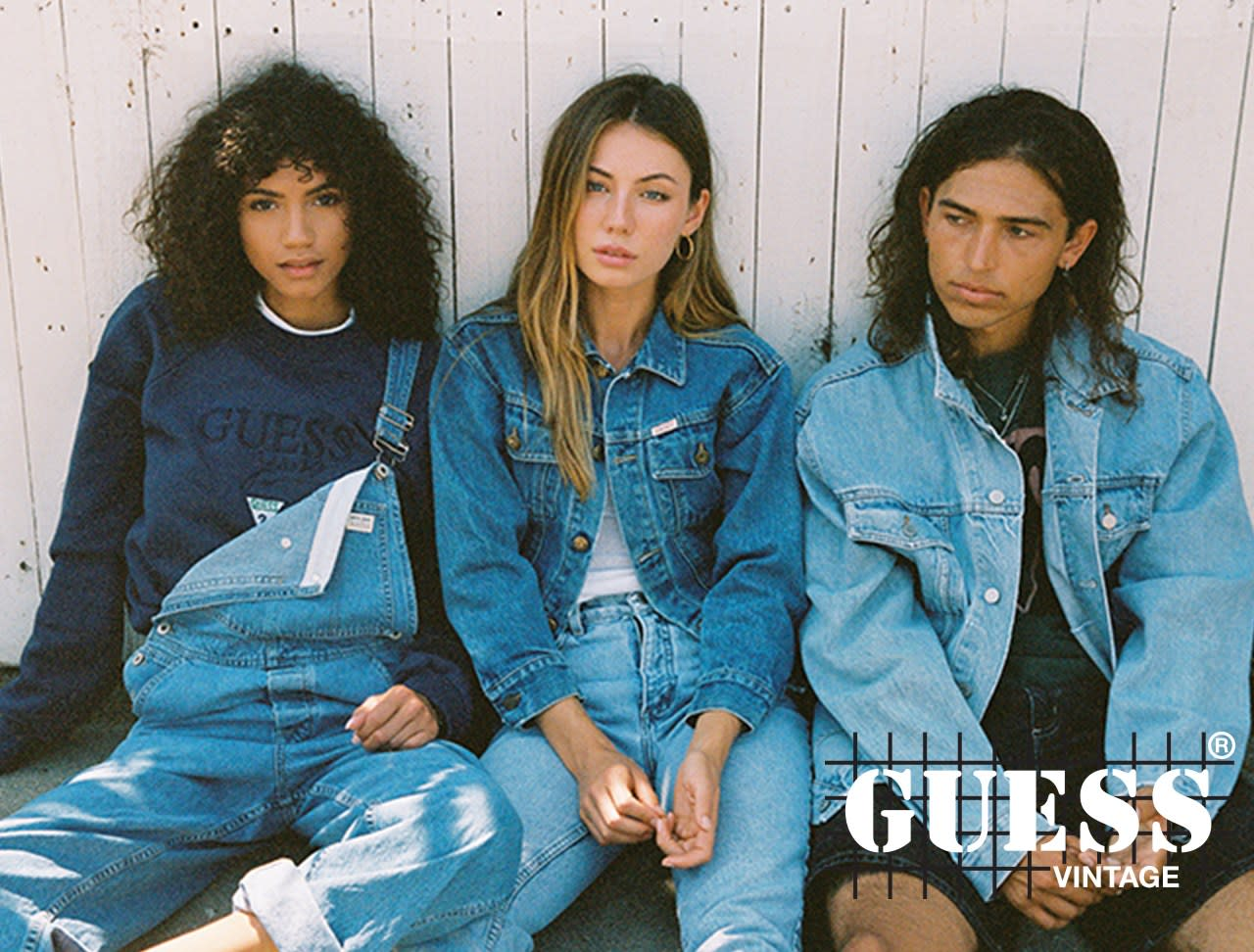 GUESS USA Vintage