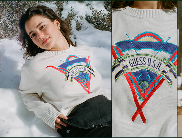 GUESS? USA JANUARY 2021 / ARCHIVE DROP 006 - Slide 02
