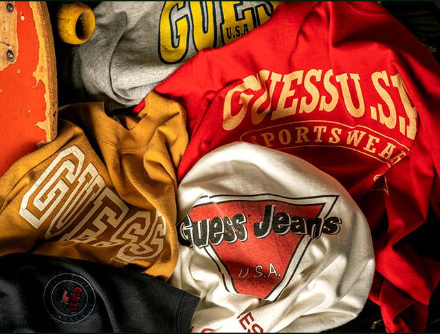 GUESS U.S.A. Vintage drop 03 - Slide 03