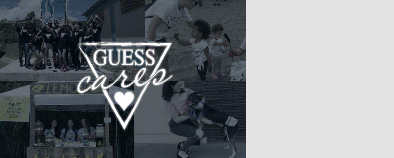 GUESS Cares