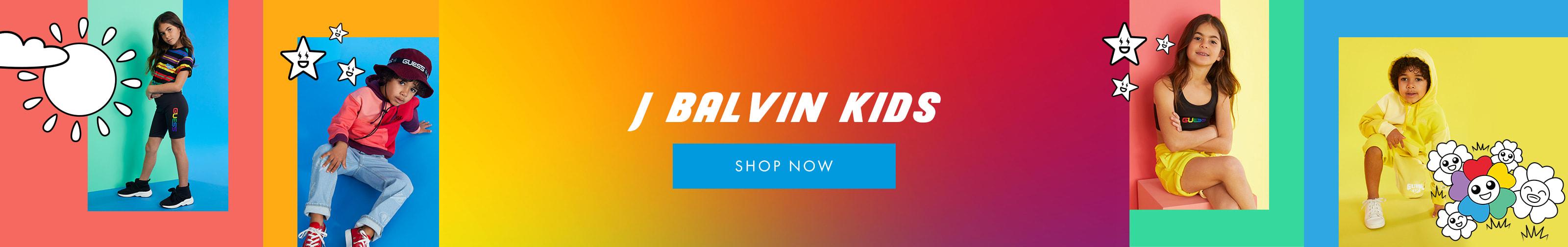 J Balvin Kids