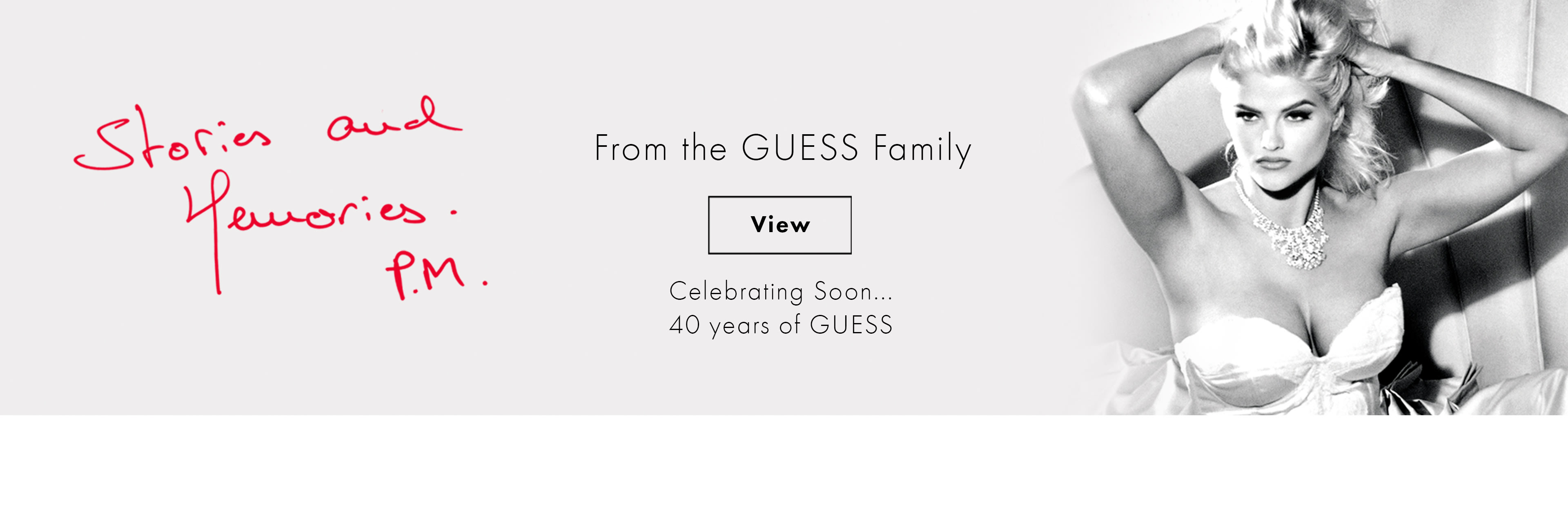The GUESS Family
