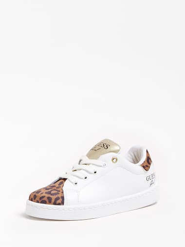 Scarp Artificial reliability  Girls Shoes 6-16 Years   GUESS Kids Official Website